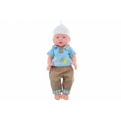 Obrázek Bábätko chlapček v sáčku