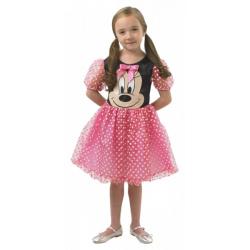 Obrázek Minnie Mouse: růžový kostým - vel. L
