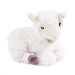 Obrázek plyšová ovce ležící 25 cm