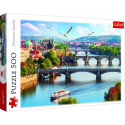 Obrázek Puzzle Praha 500 dílků