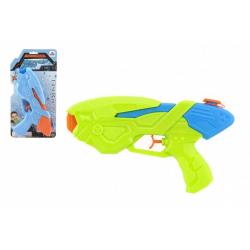 Obrázek Vodní pistole plast 25cm 2 barvy na kartě