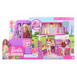 Obrázek Barbie Pojízdná restaurace GMW07
