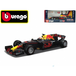 Obrázek Bburago 1:18 F1 Red Bull Racing TAG Heuer RB13