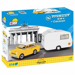 Obrázek Cobi 24590  TRABANT 601 s karavanem