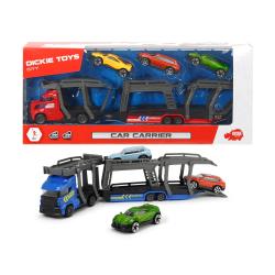 Obrázek Autotransportér 28 cm + 3 autíčka 2 druhy - 2 druhy