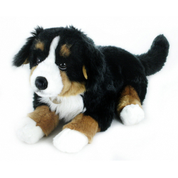 Obrázek plyšový pes salašnický 61 cm ležící