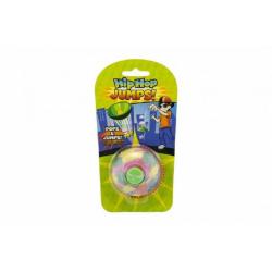 Obrázek Loptička skákajúci guma 5cm asst 3 farieb na karte