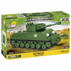 Obrázek Cobi 2705  II WW Sherman M4A3E8 Easy Eight