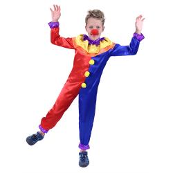 Obrázek Dětský kostým klaun (S)