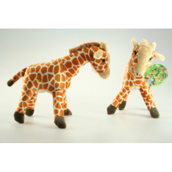 Obrázek Plyš žirafa