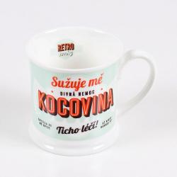 Obrázek Retro hrnek Kocovina