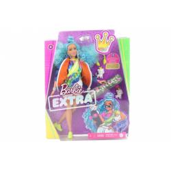 Obrázek Barbie Extra - s modrým afro účesem GRN30