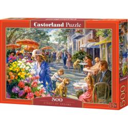 Obrázek Puzzle Castorland 500 dílků - Ulice snů