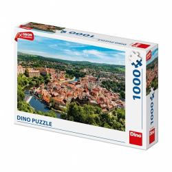 Obrázek Puzzle 1000 dílků Český Krumlov dron collection