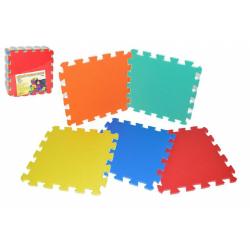 Obrázek Penové puzzle 32x32cm 10ks