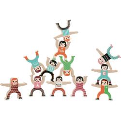 Obrázek Vilac Dřevěné postavičky akrobati