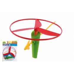 Obrázek Vystreľovacie vrtuľky 20cm + štartér plast 3+