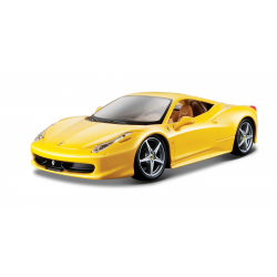 Obrázek Ferrari 458 Italia 1:24