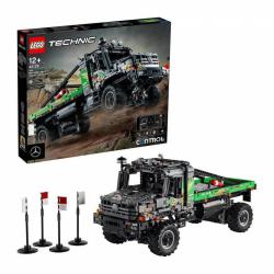 Obrázek LEGO<sup><small>®</small></sup> Technic 42129 - Truck trialový vůz Mercedes-Benz Zetros 4x4