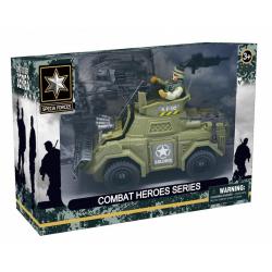 Obrázek Combat Hero - voják/obrněný transportér