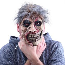 Obrázek maska halloween zubáč