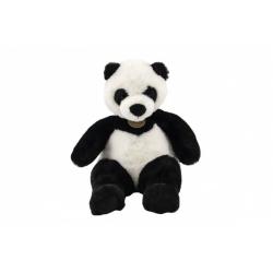 Obrázek Panda sedící plyš 19x24x19cm 0+