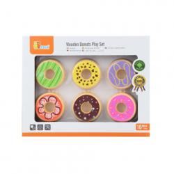 Obrázek Dřevěné donuty