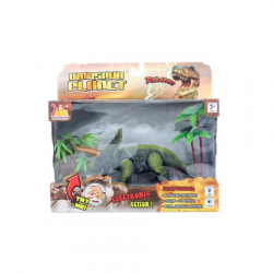Obrázek Dinosaurus Triceratops na baterie