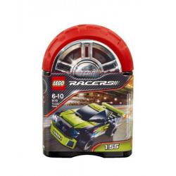Obrázek LEGO<sup><small>®</small></sup> Racer 8119 - Burácející motokára