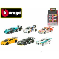 Obrázek Bburago 1:43 RACE - různé druhy