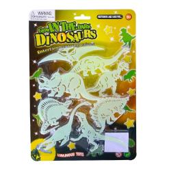 Obrázek Tvary dinosaurus - svítí ve tmě