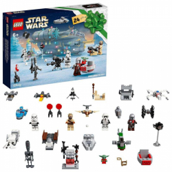 Obrázek Star Wars 75307 - Adventní kalendář LEGO<sup><small>®</small></sup>® Star Wars™
