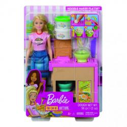 Obrázek Barbie panenka a asijská restaurace