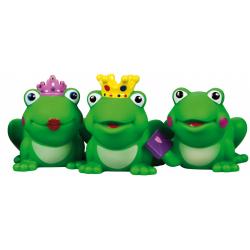 Obrázek Stříkací zvířátka žába gumová