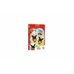 Obrázek Černý Petr Bing Bunny společenská hra v krabičce 6x9cm