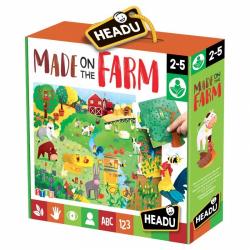 Obrázek HEADU: Vyrobeno na farmě