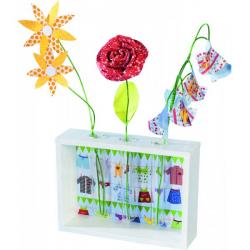 Obrázek Papíry na skládání Origami - 15 x 15 cm - 50x, 7,5 x 7,5 cm - 120x