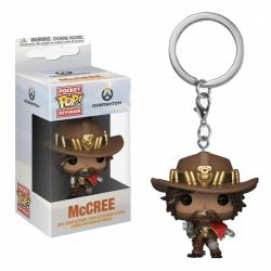 Obrázek Funko POP Keychain: Overwatch- McCree