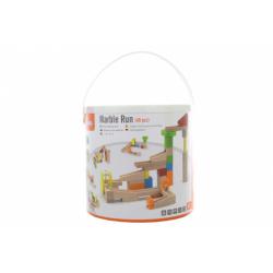 Obrázek Drevená guličkové dráha