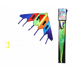Obrázek drak létající nylonový 150 x 73,5 cm