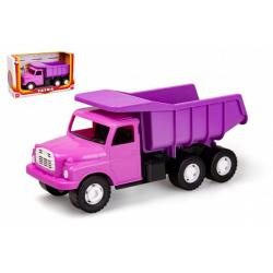 Obrázek Auto Tatra 148 plast 30cm růžová v krabici 35x18x12,5cm