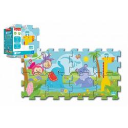 Obrázek Pěnové puzzle Fisher Price Baby 31x32cm 8ks v sáčku