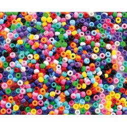 Obrázek Korálky 1000ks základní barvy