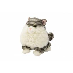 Obrázek Kočka/Kočička sedící plyš 23cm18x20x19cm 0+