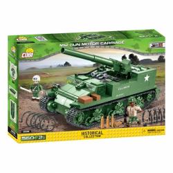 Obrázek Cobi 2531  II WW M12 GMC (Gun Motor Carriage)