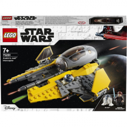 Obrázek LEGO<sup><small>®</small></sup> Star Wars 75281 -  Anakinova jediská stíhačka