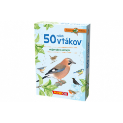 Obrázek Expedice příroda: 50 našich vtákov