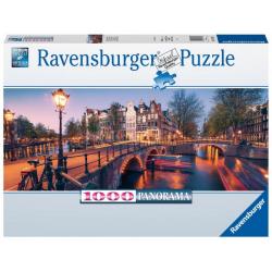 Obrázek Amsterdam 1000 dílků Panorama