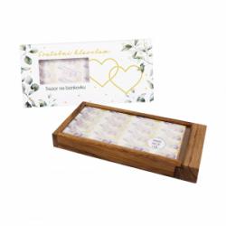 Obrázek ALBI Svatební hlavolam - Trezor na bankovku
