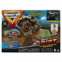 Obrázek Monster jam sada s tekutým pískem delux